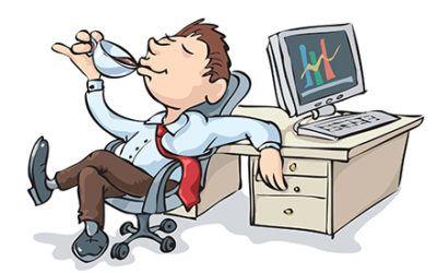 El trabajo efectivo también se alcanza, ¡descansando!